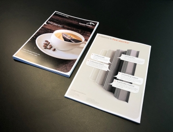 ArcelorMittal Commercial RPS - B2B Communication / Corporate Design / Image-Broschüren - print