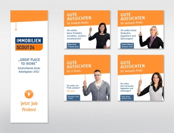 ImmobilienScout24 GmbH - Onlineportal - web